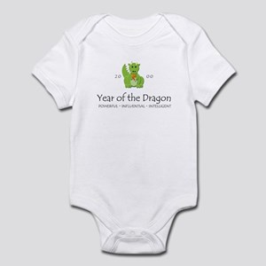 """Year of the Dragon"" [2000] Infant Bodysuit"